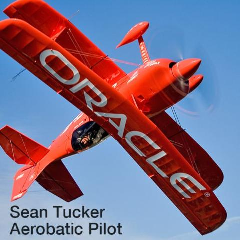 Sean Tucker plane